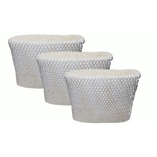 3 Holmes HWF65 and H65-C Humidifier Wick Filters, Part # HWF-65 17565329