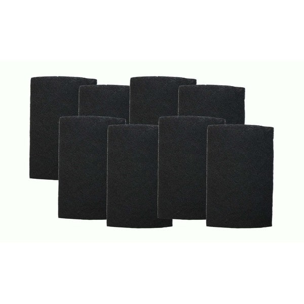 8 Holmes Hapf60 Air Purifier Carbon Filters, Part # Hapf60