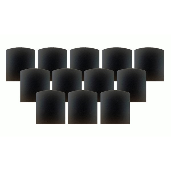 12pk Replacement Carbon Filters, Fits Hamilton Beach, Compatible w/ Part 04294G, 04290, 04230G, 04290G, 04230FS, 04291G, 04234G 17565332