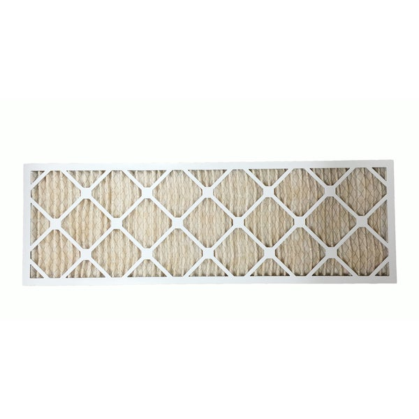 MERV 11 Allergen Air Furnace Filter 12x36x1 17565371