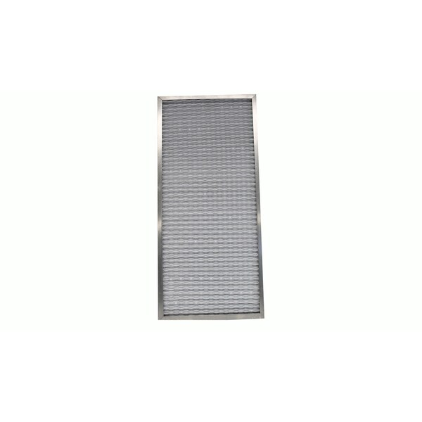 14x30x1 Electrostatic Washable Permanent A/C Furnace Air Filter 17565372
