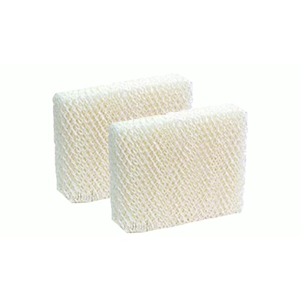 2 AC-809 Duracraft and Kenmore Humidifier Wick Filters Fit DH803 and AC815