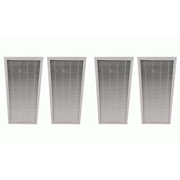4 Blueair Air Purifier Filters Fit 400 Series Air Purifiers 17565385