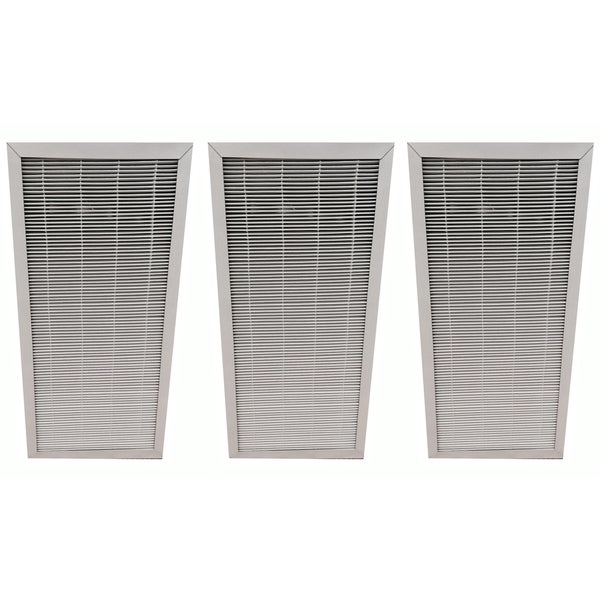 3 Blueair Air Purifier Filters Fit 400 Series Air Purifiers 17565386