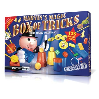 Marvin's Magic Box of 125 Tricks For Young Magicians