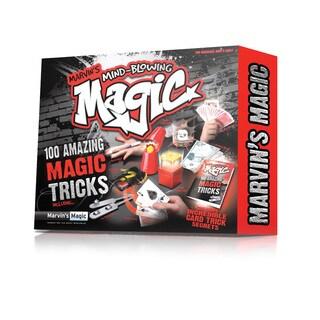 Marvin's Magic Mind Blowing 100 Amazing Magic Tricks