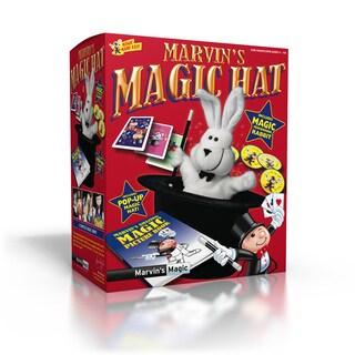 Marvin's Magic Rabbit and Tophat Magic Trick