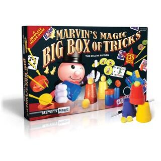 Marvin's Amazing Big Box Of 225 Magic Tricks