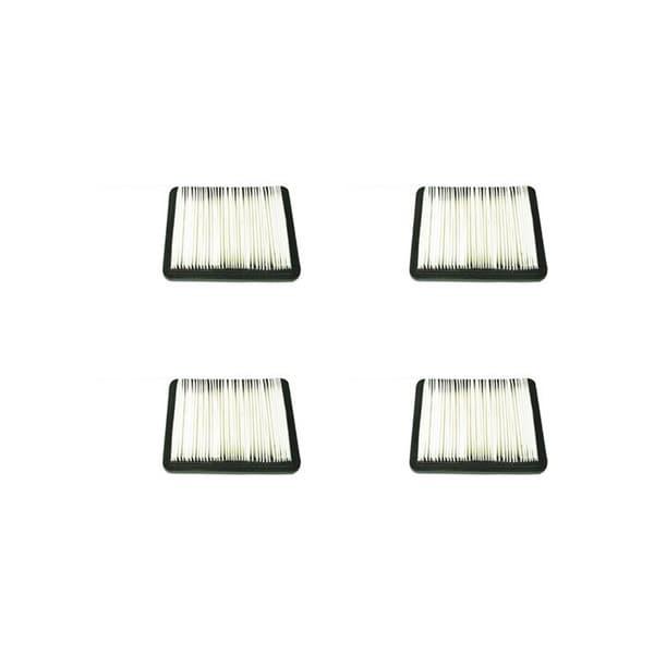 4 Honda 17211-ZL8-023, 17211-ZL8-000,17211-ZL8-003, Stens 102-713, Napa 7-08383 Air Filters 17565441