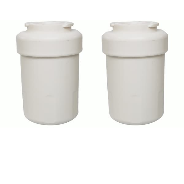 2 GE Refrigerator Water Purifier Filters Fit GE MWF GWF HWF 46-9991 WSG-1 WF287 and EFF-6013A 17565445