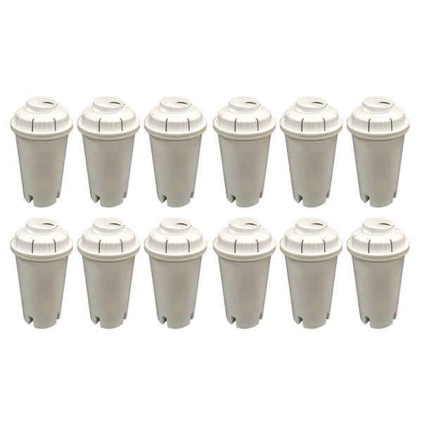 12 Brita Water Filter Replacements Fit Pitchers and Dispensers 17565450