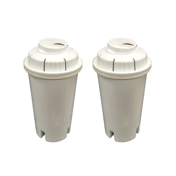 2 Brita Water Filter Replacements Fit Pitchers and Dispensers 17565451