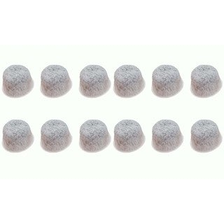 12 Capresso 4440.90 Charcoal Water Filters, Fits TEAM # 454