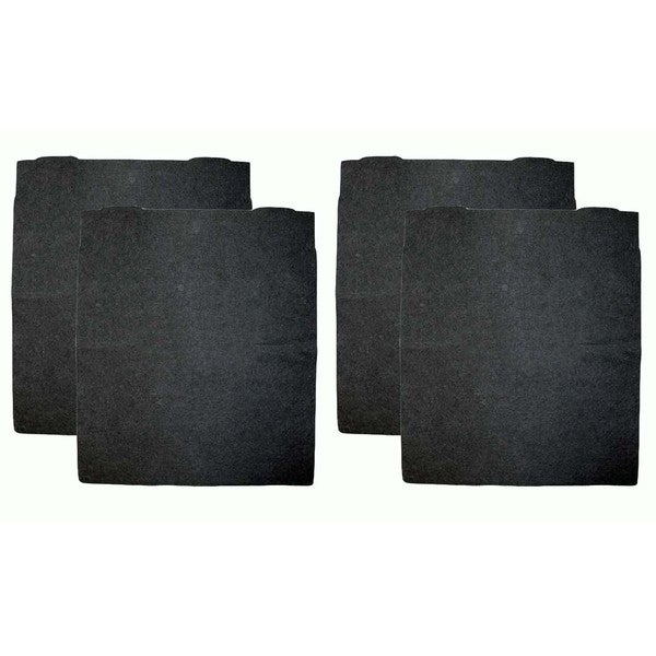 4 Carbon Pre Filters Fit Whirlpool AP150, AP250 and Kenmore 83377, Part # 8171433 17565520