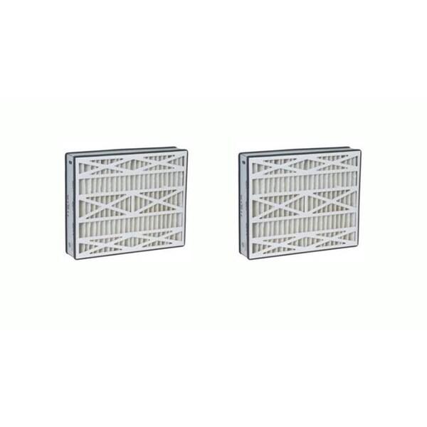 2 Trion Air Bear 16x25x3 Merv 8 Replacement Air Filters, Part # 255649-101 17565530