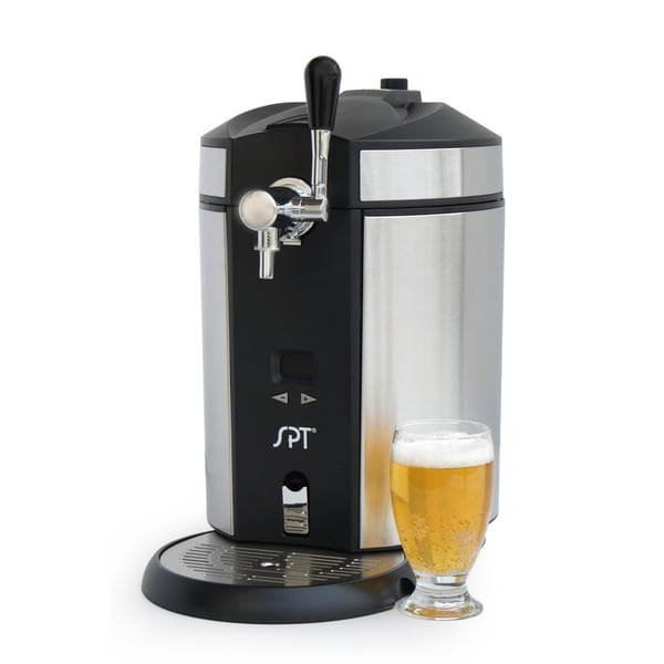 Spt Mini Kegerator And Dispenser 18368999 Overstock
