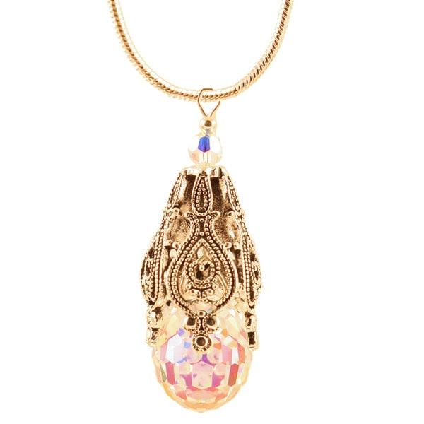 Karenina Crystal Necklace
