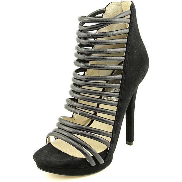 Michael Michael Kors Women's 'Cameron Platform' Regular Suede Dress Shoes