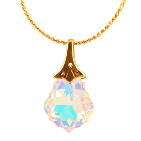 Kindra Swarovski Crystal Necklace