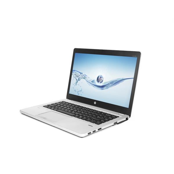 HP EliteBook Folio 9470m 14-inch 1.8GHz Intel Core i5 8GB RAM 128GB SSD Windows 7 Laptop (Refurbished)