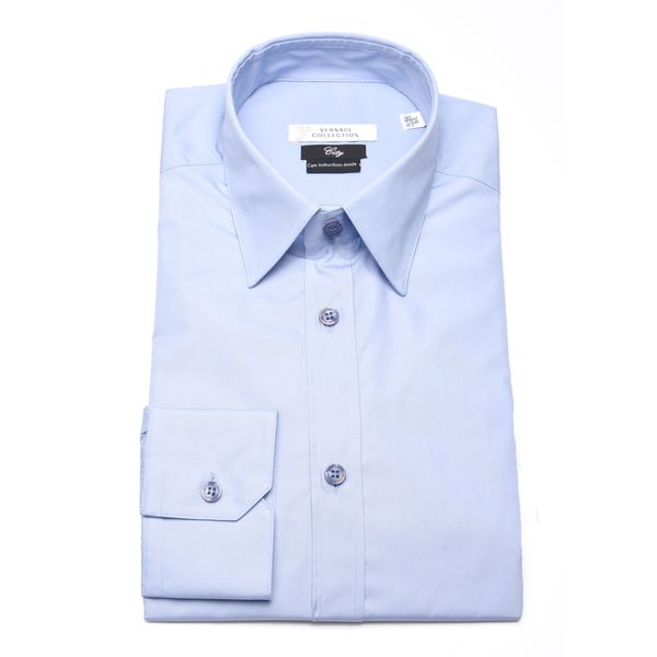 Versace Collection Men's City Cotton Dress Shirt