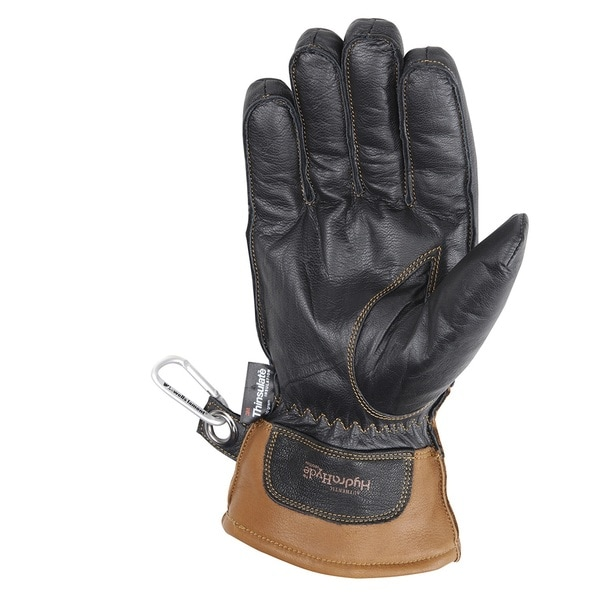 HydraHyde Men's Full Grain Leather Waterproof Glove