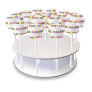 Cake Pops Acrylic 19-Pop Display Stand