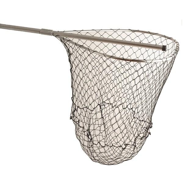 Loki Net The Carp Buster Landing Net 29-inchx33-inch Hoop 1-0.25 inch Hdl