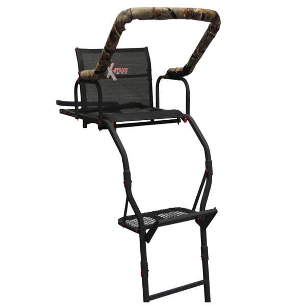 X-Stand Lookout 17ft Single Man Ladderstand
