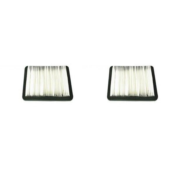 2 Honda 17211-ZL8-023 17211-ZL8-000 17211-ZL8-003 Stens 102-713 Napa 7-08383 Air Filters 17569792
