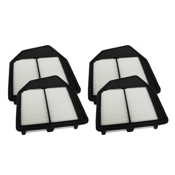 4 Rigid Panel Air Filters Fit Honda Compare to Part # A36309 and CA10467 17569794
