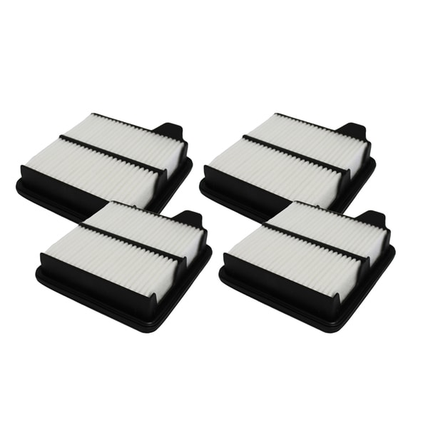 4 Panel Air Filters Fit Honda Compare to Part # A26052 and CA10650 17569796