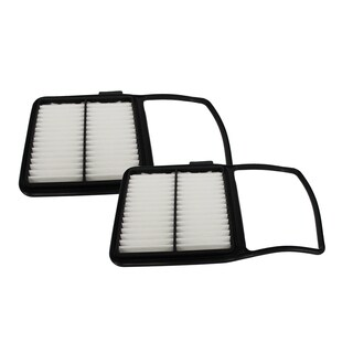 2 Rigid Panel Air Filters Fit Toyota Compare to Part # A25698 and CA10159
