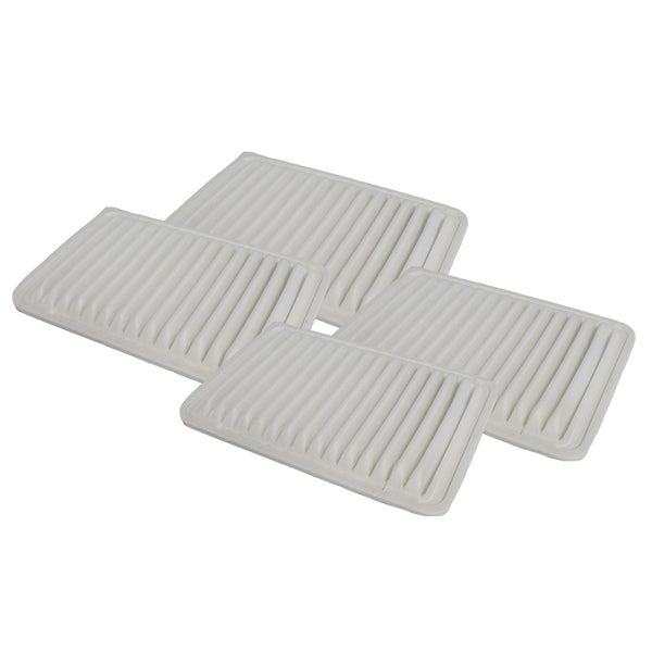 4 Panel Air Filters Fit Toyota Compare to Part # A35649 and CA10171 17569809