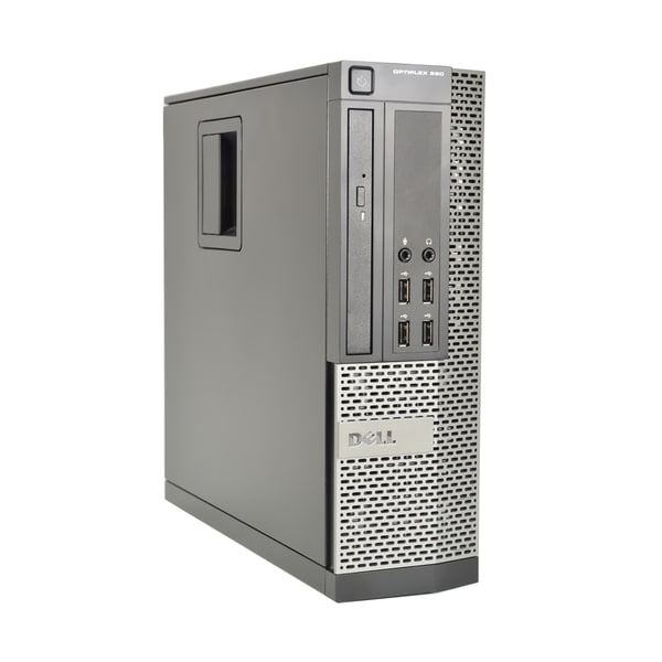 Dell OptiPlex 990-SFF 2.8GHz Intel Core i7 8GB RAM 1TB HDD Windows 7 Computer (Refurbished)