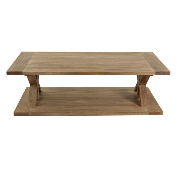 Aurelle Home Chaney Coffee Table