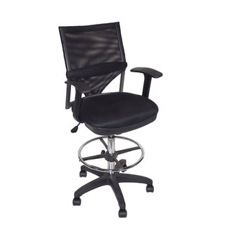 Offex Comfort Mesh Drafting High Executive Chair