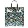 Fendi Multicolor Print Monster Tote