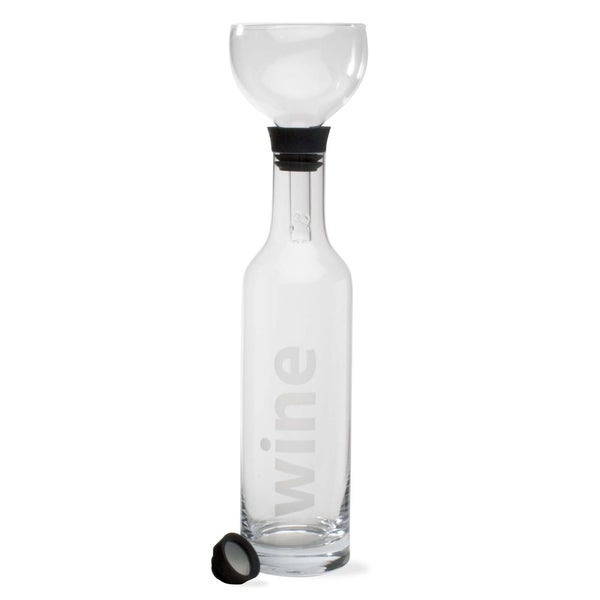 Tag Viva Wine Decanter and Aerator Set
