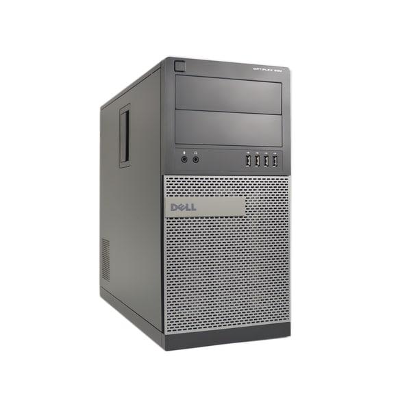 Dell Optiplex 990-T 2.8GHz Intel Core i7 8GB RAM 2TB HDD Windows 7 Computer (Refurbished)