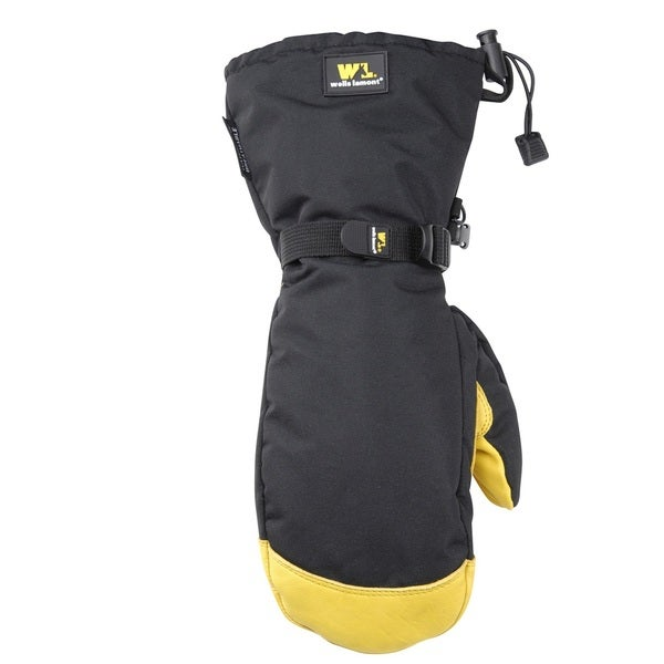 ComfortHyde Men's Extended Cuff Waterproof Mitten