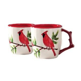 TAG Cardinal Mug - Set of 2