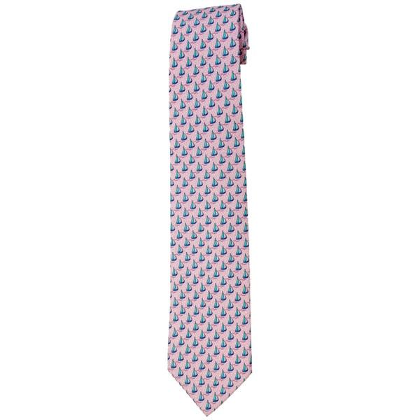 Davidoff 100-percent Twill Silk Pink Neck Tie