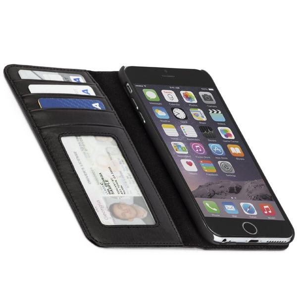Case-Mate Wallet Folio Black iPhone 6 Plus (Refurbished)