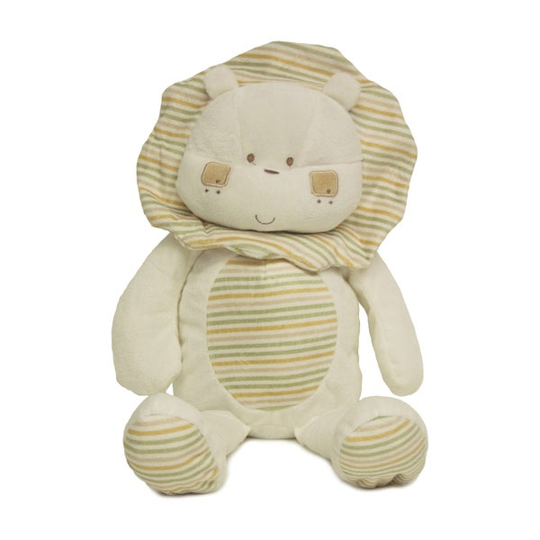 Natures Purest Sleepy Safari Plush Lion