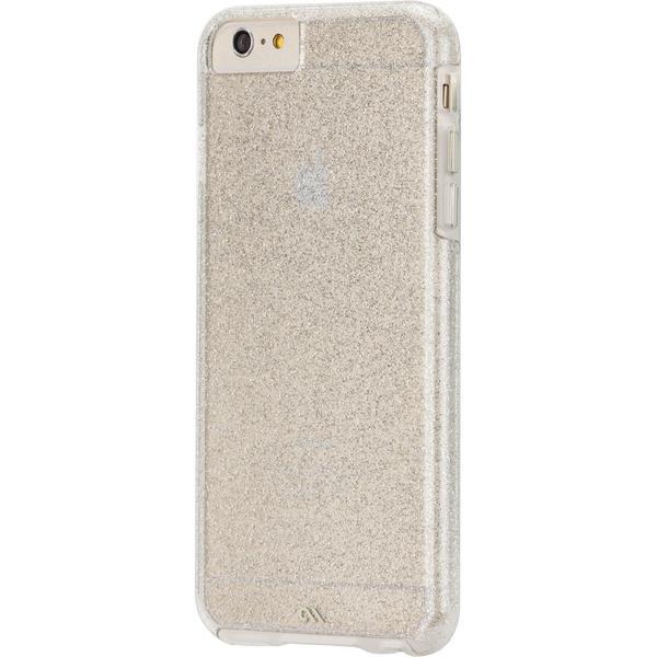 Case-Mate Glam iPhone 6 Plus - Clear/Champagne (Refurbished)