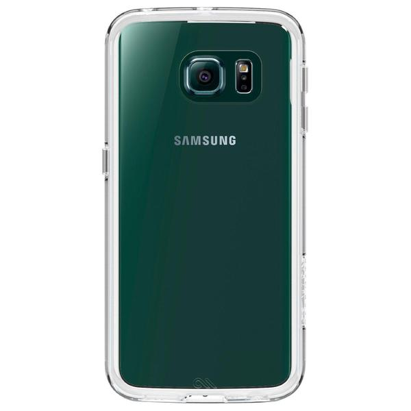 Case-Mate Naked Tough Clear Galaxy S6 Edge (Refurbished)