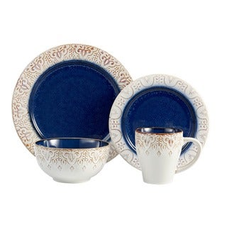 Granada 16-piece Dinnerware Set