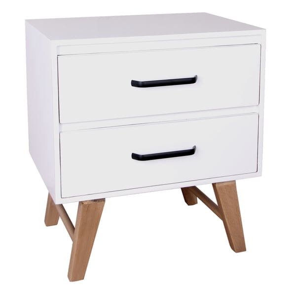 Porthos Home Archer 2-Drawer End Table
