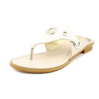 Tahari Women's 'Aloha' Leather Sandals